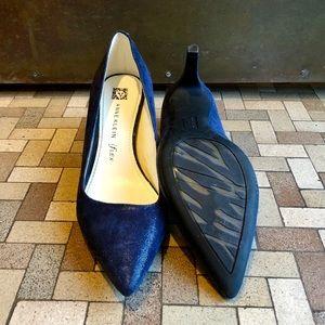 Anne Klein Shoes - {anne klein} Classic Navy heel